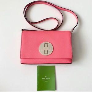 KATE SPADE Newbury Saffiano Leather Crossbody Bag
